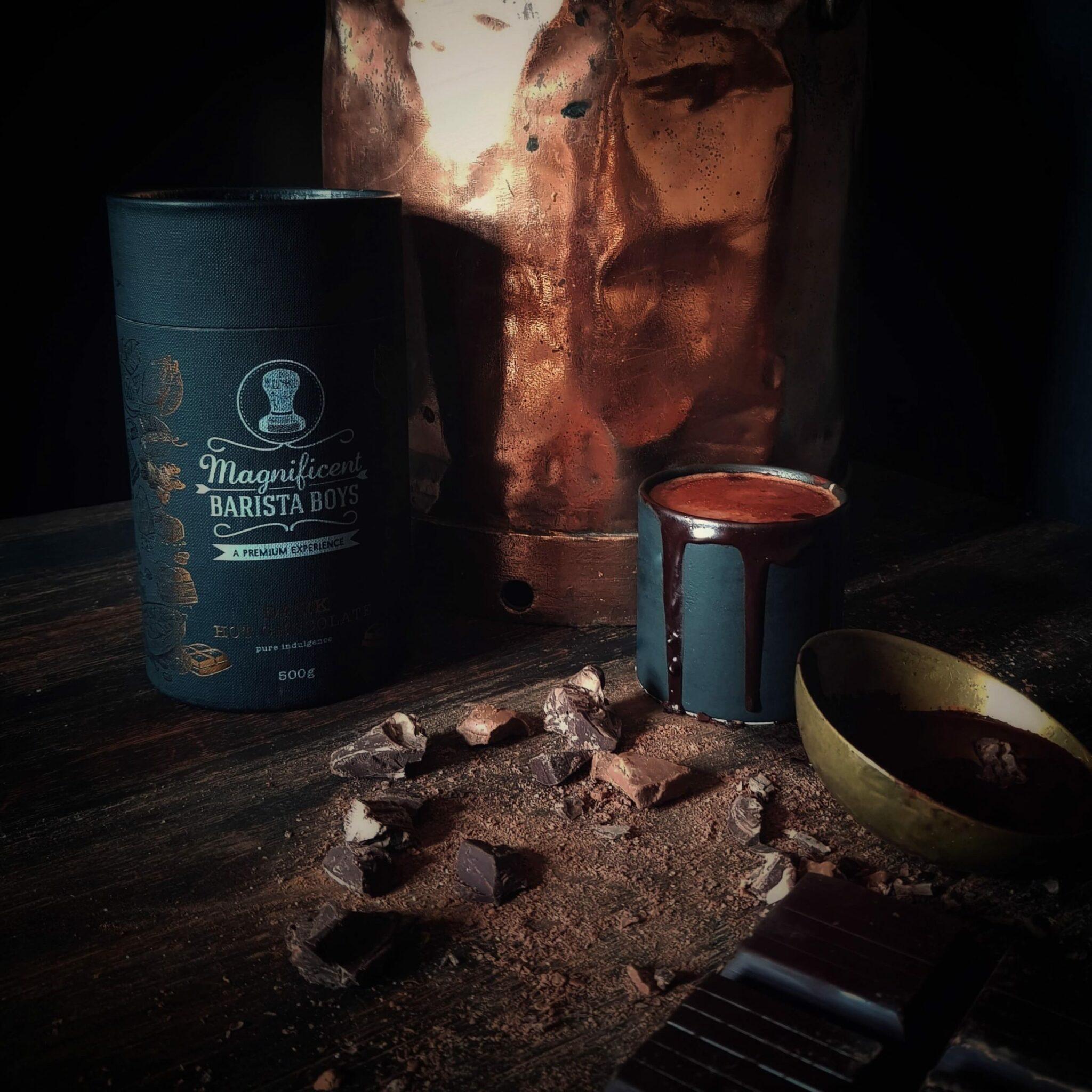 Dark Hot Chocolate 500g